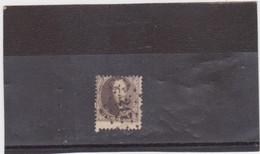 Belgie Nr 14 Puntstempel 217 Liège (gedecentreerd) - 1863-1864 Medallions (13/16)