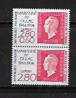 France Timbres De 1994 N°2863/ 2864 Neufs ** - Unused Stamps