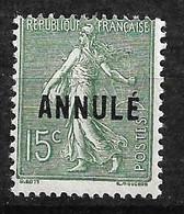 France Cours D'instruction CI  N°130 C 1  Neuf * *TB=MNH VF     Voir Scans    Soldé  ! ! ! - Instructional Courses