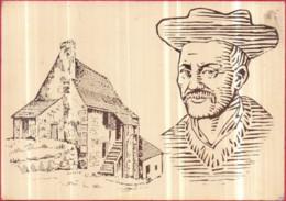 Dépt 37 - SEUILLY - 1994 Année RABELAIS - Carte MAXIMUM Cachet 9 Juillet 1994 - Rabelais En Touraine - Otros Municipios
