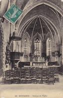 Monpazier (24) - Intérieur De L'Eglise - Non Classés