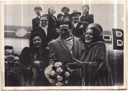 Édith PIAF - Marcel CERDAN - Mars 1948 - Donne Celebri