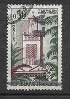 Algérie  N° 357  Surcharge EA Tlemcen Type 15.2   Oblitéré     B/T B  Voir Scans  Soldé ! ! ! - Used Stamps