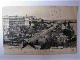ALGERIE - BÔNE (ANNABA) - Le Port Et Le Quai Warnier - 1922 - Annaba (Bône)