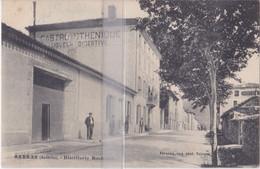 CPA SARRAS DISTILLERIE BOCHIROL - Other Municipalities