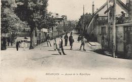 BRIANCON : AVENUE DE LA REPUBLIQUE - Briancon