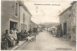THONNANCE-les-MOULINS (52) – Rue Principale. Dupond Fils, Poissons. - Sonstige Gemeinden