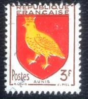 République Française - G1/20 - (°)used - 1954 - Michel 1030 - Provinciewapens - Usados