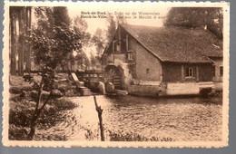 Herk-de-Stad / Herck-la-Ville - Vue Sur Le Moulin à Eau / Zicht Op De Watervolen - 2 Scans - Herk-de-Stad