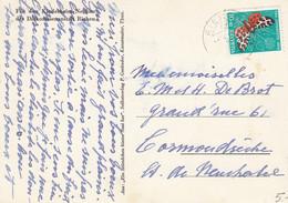 No J154 Sur Carte Postale D'illustrateur ( P.G. ) - Cartas