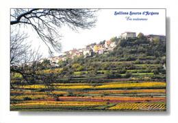 83 - Seillons Source D'Argens - Vue Sur Le Village En Automne - Other Municipalities