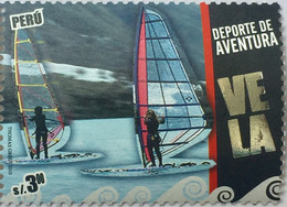 PERU  MNH  2010 STAMP ON DEPORT DE AVENTURA - Peru