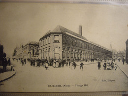 BAILLEUL   Tissage Hié - Other Municipalities