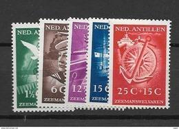 1952 MNH Nederlandse Antillen, Postfris - Curaçao, Nederlandse Antillen, Aruba