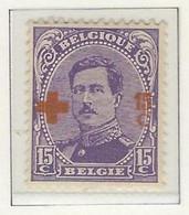 COB  154     (MNH) - 1918 Croce Rossa