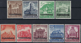 Luxembourg - Luxemburg -  Timbres  1941  Occupation  *  Série Winterhilfswerk - Blocks & Sheetlets & Panes