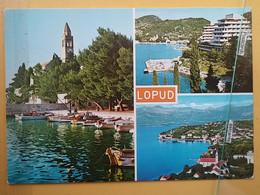 KOV 246-2 - LOPUD, CROATIA - Croatie