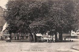 68 - Colmar - Place De La Sinne (animée Oldtimer, Edit. Wibeco) - Colmar