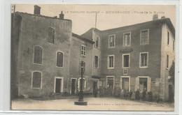 84 Vaucluse Mondragon Place De La Mairie Animée - Sonstige Gemeinden