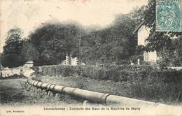 LOUVECIENNES - Conduite Des Eaux De La Machine De Marly. - Louveciennes