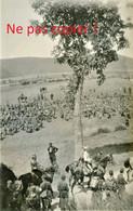 PHOTO FRANCAISE - TROUPE FRANCAISE A LA FRONTIERE A SAALES PRES DE LA GRANDE FOSSE VOSGES - GUERRE 1914 1918 - 1914-18