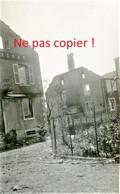 PHOTO FRANCAISE - MAISON DU DOUANIER A LA FRONTIERE A SAALES PRES DE LA GRANDE FOSSE VOSGES - GUERRE 1914 1918 - 1914-18