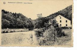 HERBEUMONT  S/Semois   Moulin Willaimes.  Carte Photo. - Herbeumont