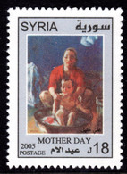 Syria 2005 Mother Day Fine MNH SG2185 - Syria