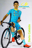 CYCLISME: CYCLISTE : DARIO CATALDO - Ciclismo