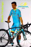 CYCLISME: CYCLISTE : PAOLO TIRALONGO - Ciclismo
