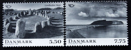 Denmark 2008 NORDEN    Nordic Mythology MiNr.1495-96  MNH ('')  ( Lot  G 2020) - Nuevos