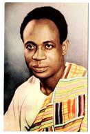 Ghana Prime Minister Kwame Nkrumak 2 Scans - Ghana - Gold Coast