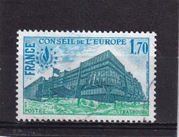 FRANCE 1978 OBLITERES :  Y/T  SERVICE N° 59 - Usati