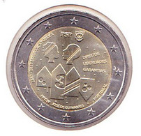 2 Euros Commémoratif 2017 : Portugal - Portugal