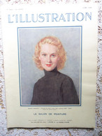 L ILLUSTRATION N°4862-SALON DE PEINTURE-09 MAI 1936 - 1900 - 1949