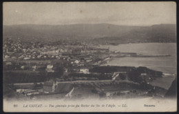 CPA - (13) La Ciotat - Vue Générale Prise Du Rocher Du Bec De L'Aigle - La Ciotat