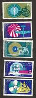 DDR, 1972, Michel-Nr. 1773-1777, Gestempelt - Used Stamps
