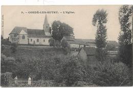 CONDE LES AUTRY - L'Eglise (petite Animation) - Altri Comuni