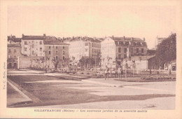 69 - VILLEFRANCHE / LES NOUVEAUX JARDINS DE LA NOUVELLE MAIRIE - Villefranche-sur-Saone