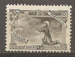 1894- Yv. N° 109  (*) 2 1/2r  Saint Antoine  Cote  4 Euro  BE - Unused Stamps