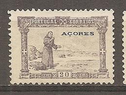 1894- Yv. N° 113  (*)  20r  Saint Antoine  Cote  16 Euro  BE - Unused Stamps