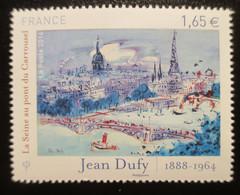 France 2014 4885 Jean Duffy Neuf ** - Ongebruikt