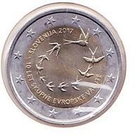 2 Euros Commémoratif 2017 : Slovenie - Slovenia