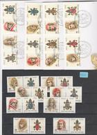 Vatikan   Postfrisch**    Und Ersttagsbriefe   MiNr. 1234-1241 - Sin Clasificación
