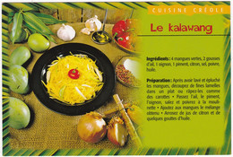 CUISINE CREOLE: LE KALAWANG - Küchenrezepte
