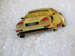 PIN'S    AUDI   V 8   QUATTRO  DTM - Audi