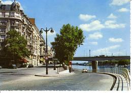 75 Paris Quai Louis Bleriot Pont Du Garigliano Batiment Edifice Seine Histoire Patrimoine - El Sena Y Sus Bordes