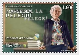 Andorra / Andorre - Postfris / MNH - Marcel La Pelegri 2021 - Unused Stamps