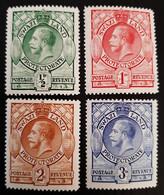 Swaziland,  1933, SG NR 11-13, Part Set,  MH/* - Swaziland (...-1967)