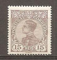 1910- Yv. N° 157  *  15r   Emmanuel II Cote  3  Euro  BE  2 Scans - Unused Stamps